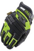 Mechanix Mpact II Hi Viz Lime Gloves, Part # SP2-91 pic 3