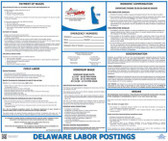 Delaware State Labor Law Posters