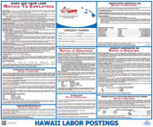 Hawaii State Labor Law Poster