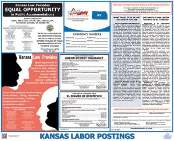 Kansas State Labor Law Posters