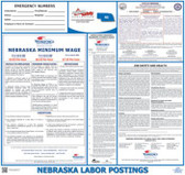 Nebraska State Labor Law Poster