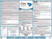 South Carolina State Labor Law Poster