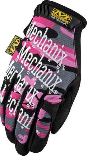 Mechanix Original WOMENSPink Camo Gloves, Part # MG-72-530 pic 2