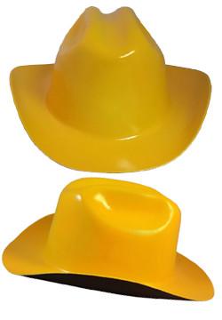 Cowboy Hardhat ~ Yellow