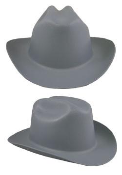 Cowboy Hardhat ~ Gray
