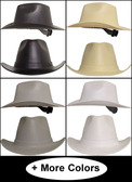 Occunomix Western Cowboy Hard Hats (All Colors)