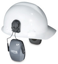 Leightning L1H Hard Hat Mounted Ear Muffs # HL-L1H pic 1