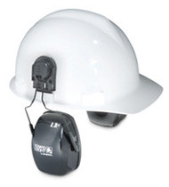 Leightning L3H Hard Hat Mount Ear Muffs # HL-L3H pic 1