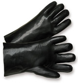 PVC Gloves 12 inch w/ Smooth Finish Pic 1