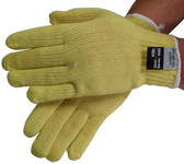 Regularweight Kevlar Gloves with Knit Wrist Pic 1