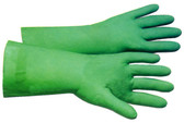 Nitrile Unlined 15 Mil Glove 13 inch length Pic 1