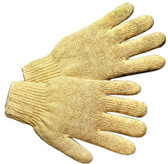 Cotton Polyester String Heavyweight Knit Gloves Pic 1