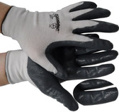 Nitrile Coated Flex Nylon Gloves Pic 1