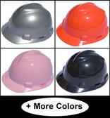 MSA V-Gard Cap Style Hard Hats