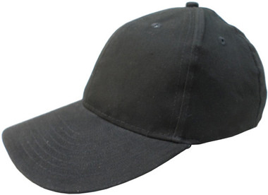 ERB Soft Cap (Cap Only) Black Color pic 1
