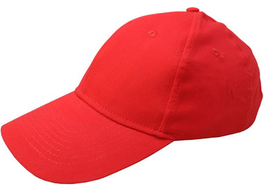 ERB Soft Cap (Cap Only) Red Color pic 1