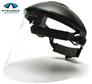 Pyramex Standard Clear Faceshield pic 1
