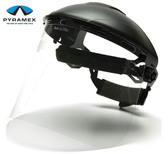 Pyramex Polycarbonate Clear Faceshield pic 1