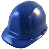 ERB Omega II Cap Style Hard Hats w/ Pin-Lock Blue Color pic 1