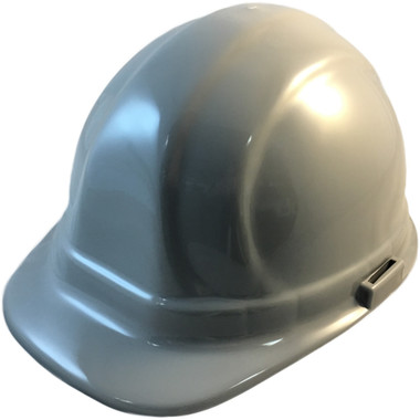 ERB Omega II Cap Style Hard Hats w/ Pin-Lock Gray Color pic 1