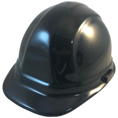 ERB Omega II Cap Style Hard Hats w/ Pin-Lock Black Color pic 1