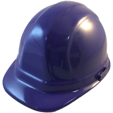 ERB Omega II Cap Style Hard Hats w/ Pin-Lock Purple Color pic 1