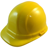 ERB-Omega II Cap Style Hard Hats w/ Ratchet Yellow Color pic 1
