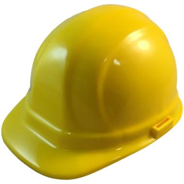 ERB-Omega II Cap Style Hard Hats w/ Ratchet Yellow Color pic 1