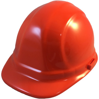 ERB-Omega II Cap Style Hard Hats w/ Ratchet Orange Color pic 1