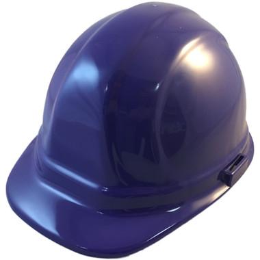 ERB-Omega II Cap Style Hard Hats w/ Ratchet Purple Color pic 1