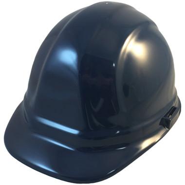 ERB-Omega II Cap Style Hard Hats w/ Ratchet Dark Blue Color pic 1