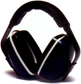 Pyramex Industrial NRR 22 Ear Muffs # PM1010 pic 1