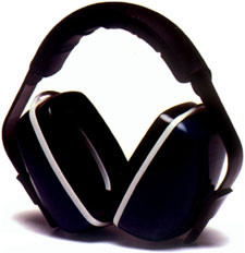 Pyramex Industrial NRR 22 Ear Muffs # PM1010 pic 1