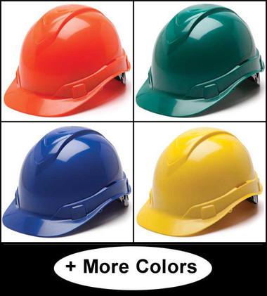 Pyramex Ridgeline Cap Style Hard Hats
