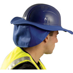 Occunomix Blue Hard Hat Shades pic 1