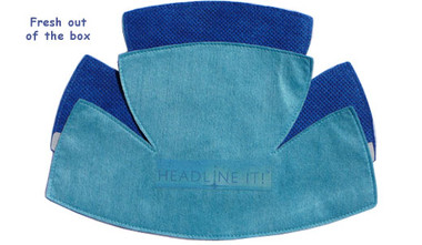 Headline It Active Version Sweat Liners ~ Detail 01