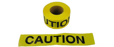 Barrier Tape 3 inch by 1000 feet (All Slogans) pic 8