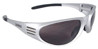 DeWALT Ventilator Safety Glasses ~ Smoke Lens