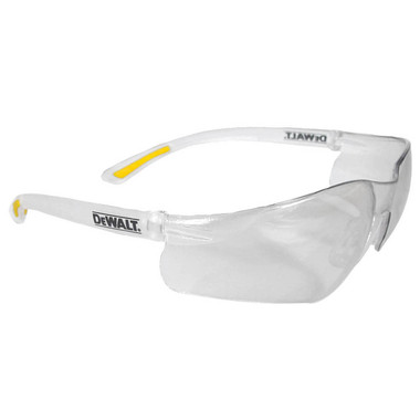 DeWALT Contractor Pro ~ Safety Glasses with Clear Lens