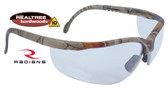 Radians Realtree HW Series Glasses with Clear Lens