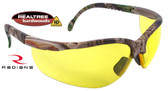 Radians Realtree HW Series Glasses with Amber Lens