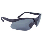 Radians Revalation Safety Glasses with Polarized Smoke Lens