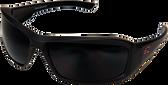 Edge Brazeau Safety Glasses ~ Torque Frame, Smoke Lens