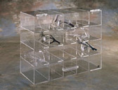20 Unit Safety Glass Dispenser  Pic 1