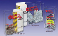 Triple Wide Safety Glass Dispenser  Pic 1