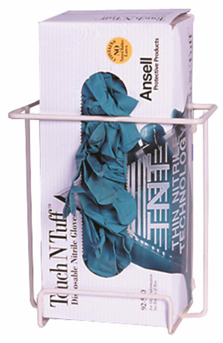 Front Dispensing Exam Glove Rack, Holds 1 Box