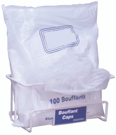 Hair Net/Bouffant/Beard Cover Dispenser Rack