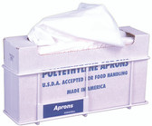 Apron Dispenser Rack, Vertical Packages