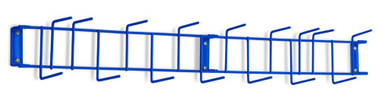 36 inch Utility / Sanitation Rack Typical Top Element Colors Vary