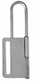 3 1/2 inch Shackle Heavy Duty Hasp for Lockout - Tagout
